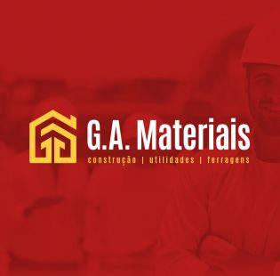 Identidade Visual // G.A. Materiais