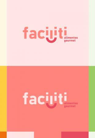Identidade Visual // Faciliti Alimentos Gourmet